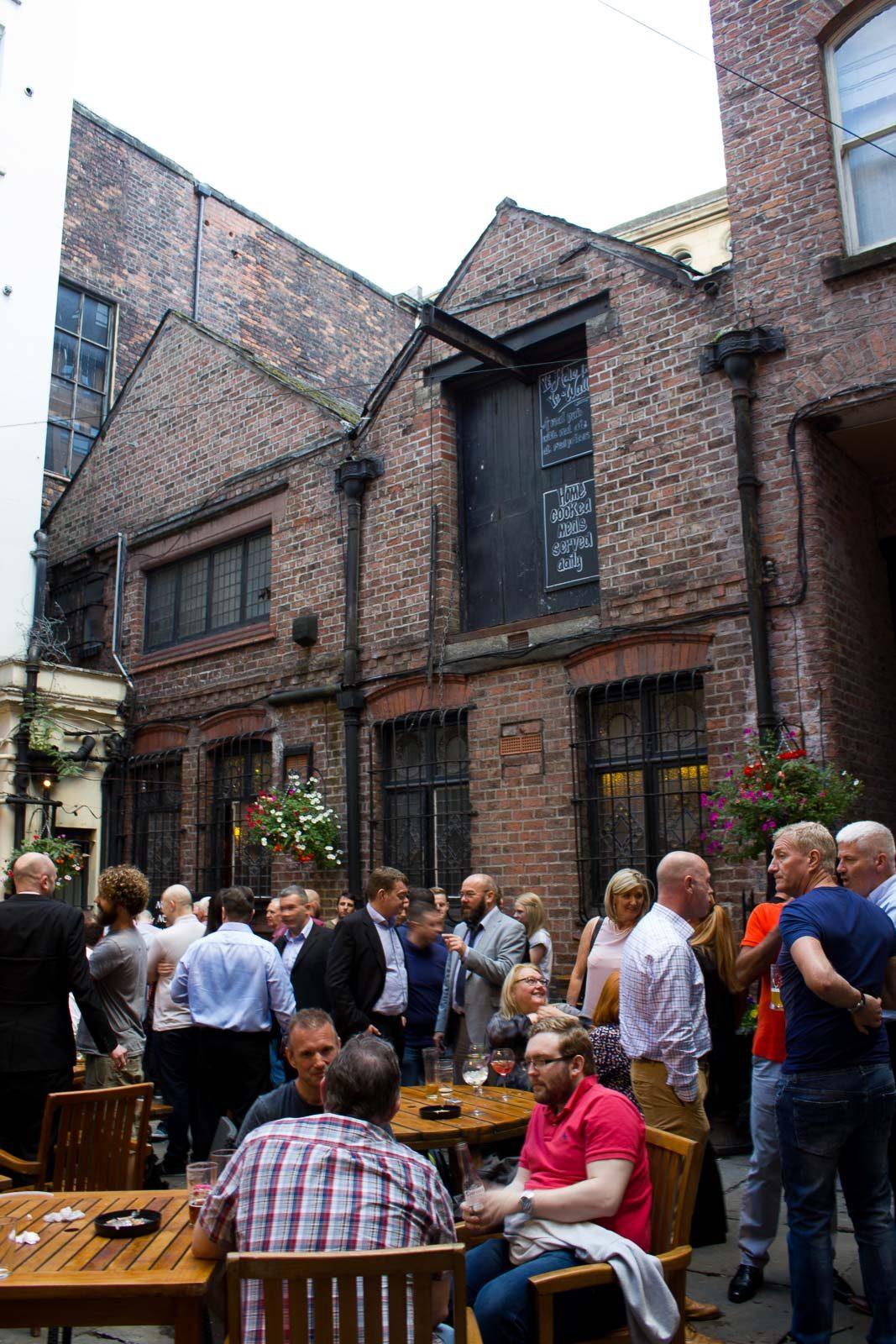 Pub-Liverpool