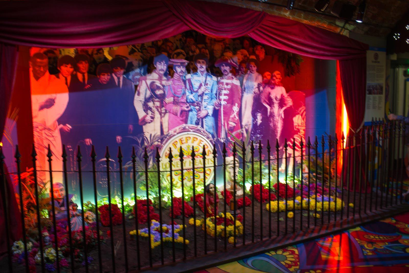 Musée Beattles